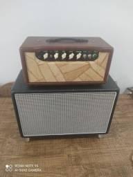 Combo Amplificador Valvulado Guitarra