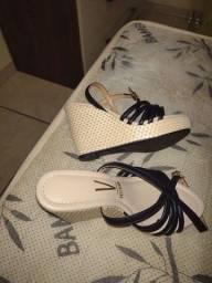 Uma sandália