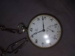 Relógio Ômega de bolso