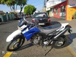 Yamaha Xt 660 r 2008 azul