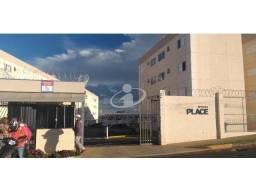 Apartamento para alugar com 2 dormitórios em New golden ville, Uberlandia cod:770369
