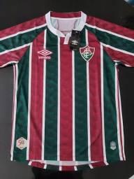 Camisa do Fluminense - Masculina M