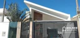 Casa com 3 dormitórios à venda, 150 m² por R$ 490.000 - Jardim Oriental - Maringá/PR