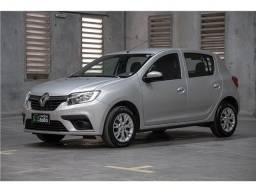 Título do anúncio: Renault Sandero 2020 1.0 12v sce flex zen manual
