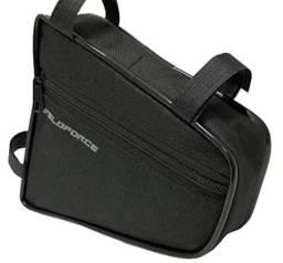 Bolsa De Quadro Bag Case Bike Triangular Veloforce Preta<br><br><br>