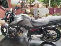 Moto cg fam 160