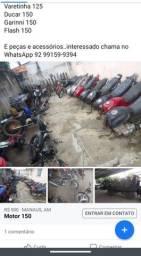 Tanque de motos