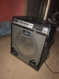 Amplificador Cubo de baixo peavey max 115 Bass