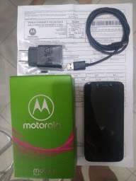 Moto G7 play com nota fiscal e caixa