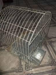 Gaiola para roedores ou calopsita