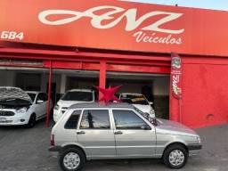 Fiat Uno Mille Fire 1.0 2008 Completíssima c/ GNV. Preço real, sem pegadinha!!!