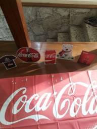 Kit festa coca cola