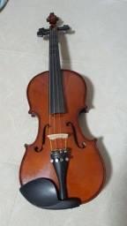 Violino Eagle VE144 4/4 Excelente Estado<br><br>