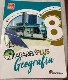 Livro de geografia 8 ano