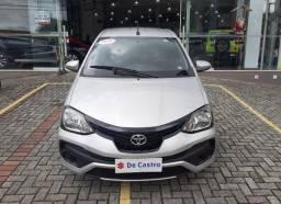 Toyota Etios X 1.5 automático 2019