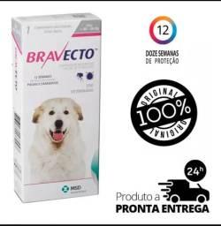 Antiparasitário Bravecto Para Cães 40-56 kg- Original Lacrado Validade Ok!
