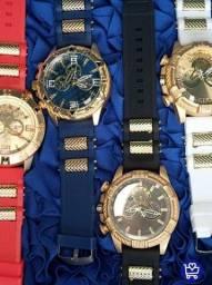 Relógio Masculino (Entrega grátis)