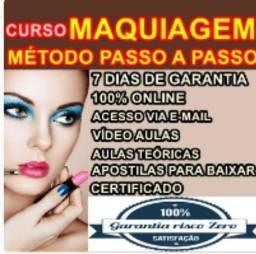 Curso Maquiagem online