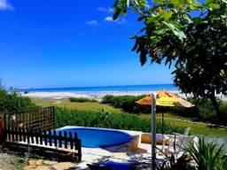 Casa Temporada Praia do Coqueiro - Luis Correia Pi - próximo ao Aimberê Resort Hotel