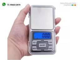 Mini Balança Portátil Digital Mão Bolso Precisão 0,1 A 200g