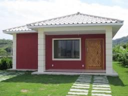 Casa em Marica de 100 M2- Financiada pela Caixa Economica Federal