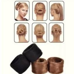 Hairagami Mágico Presilhas Para Cabelos Coques Penteado