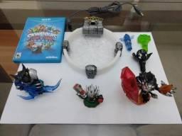 Skylanders Trap Team Dark Edition - Wii U