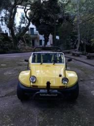 Bugre amarelo, 1975, apenas 17 mil km, impecável!