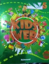 Livro Kids Web 5° ano (Richmond)