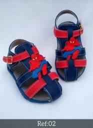 Sandálias infantil!!sob encomenda!! 40 reais