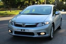 Honda Civic LXL 1.8 Automático - 61.000km - 2012/2012 - 2012
