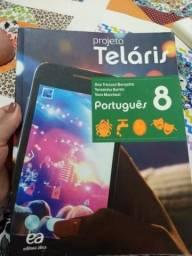 Projeto Telaris Português 8 ano