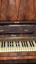 Piano alemão único dono ótimo estado !