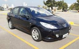 Parcelo, garantia: Peugeot 307 Sedan Feline 2.0 16V Flex AT 2009 Igual 0 Km Impecável - 2009