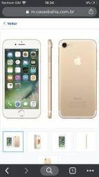 Troco IPhone 7 32Gb gold