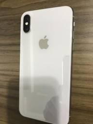 Vendo Apple iPhone X 256gb Branco excelente estado