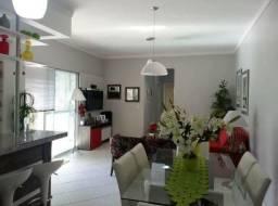 Mobiliado 03 dormitórios e 02 vagas apartamento à venda em Meia Praia, parcela em 40 meses