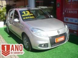 Renault Sandero 1.0 exp Flex 2013 Starveiculos - 2013