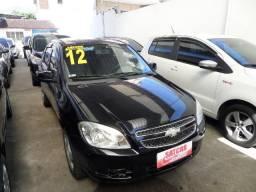 Gm - Chevrolet Prisma 1.4 lt completo novinho financio 60 x 550.00 fixas - 2012