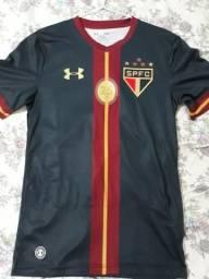 3b2485b9df Camisa oficial são Paulo tamanho P