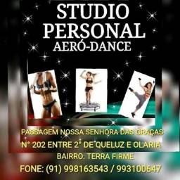 Studio personal aeró dance