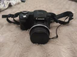 Máquina Canon SX 500IS