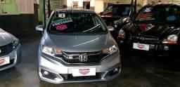 Honda Fit 1.5 LX - Automático - 2018 - Única dona - Baixa KM - 2018