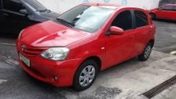 Toyota Etios 1.3 - 2014