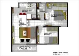 Apartamento, condomínio reserva tropical club yucca, uruguai - teresina - pi.