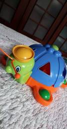 Tartaruga Didática Calesita