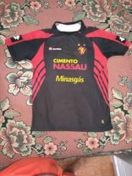 Camisa Sport Recife 2008 terceiro padrão