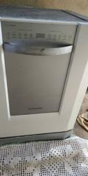 Lavadora de louça com defeito