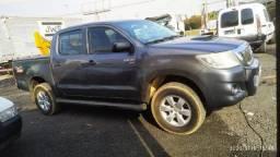 Toyota Hilux cd 2,5 4x4