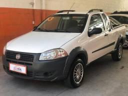 Fiat Strada Working 1.4 8V Flex CE 2013 Completa Muito Muito Conservada - 2013